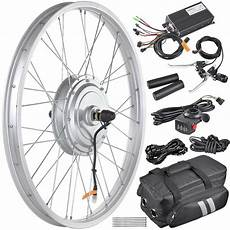 36v 750w 24 quot front wheel electric bicycle conversion kit