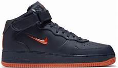 Nike Air 1 Mid Nyc Obsidian Orange Stockx News