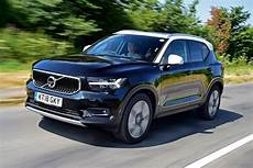 New Volvo Xc40 T3 2018 Review Auto Express