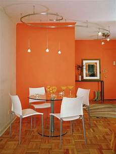 orange design ideas hgtv