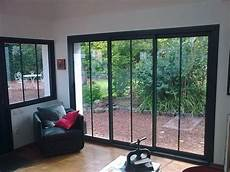 Baie Coulissante Alu Vue Int 233 Rieure Fenetres Modern