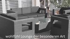 Gartenmöbel Polyrattan Lounge - rattan lounge gartenm 246 bel polyrattan designer