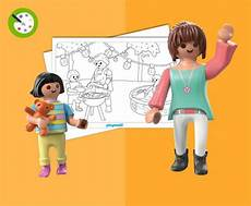 Playmobil Ausmalbilder Citylife Playmobil 174 Jouets Boutique Officielle Playmobil