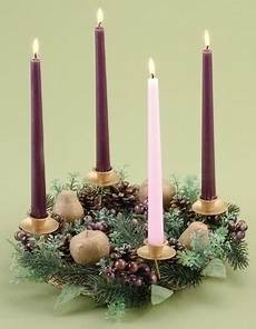 candle holders 14 quot purple berry advent candle