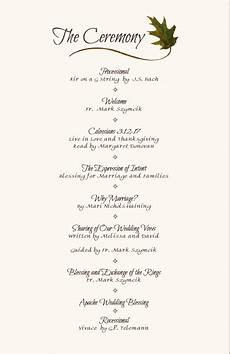 wedding reception program sle service christian wedding ceremony wedding reception