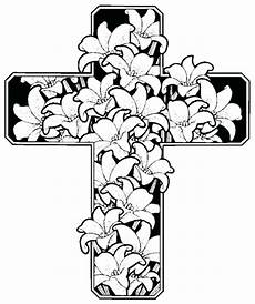crosses with flowers drawing at getdrawings com free for personal use crosses with flowers