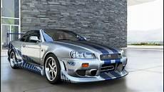 Forza 6 Showcase Paul Walker Nissan R34 Gtr