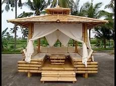 meubles en bambou pantai muara kintap