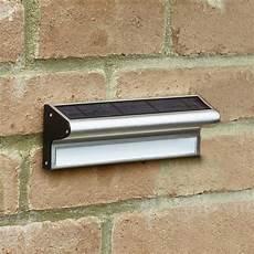 kensington solar led wall light lighting direct