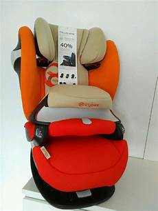 New Cybex Pallas M Fix Autumn Gold Car Seat Rrp 163 280 In