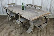 Esstisch Grau Gebeizt - distressed limed elm dining table white washed bleached