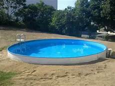 poolbau mit hindernissen pool construction with obstacles
