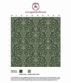 klassische tapete mit 252 ppigem damast muster auf gr 252 n gmm