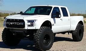 The Ford F 250 Super Duty MegaRaptor Will Stomp Your Puny