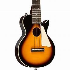 Epiphone Les Paul Acoustic Electric Concert Ukulele