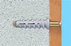 cheville carreau de platre cheville pour carreau de pl 226 tre fischer