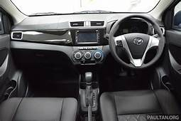 Perodua Bezza  Initial Specifications Of The New D63D Sedan
