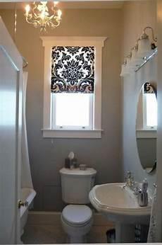 25 Moderne Gardinen Ideen F 252 R Ihr Zuhause Badezimmer