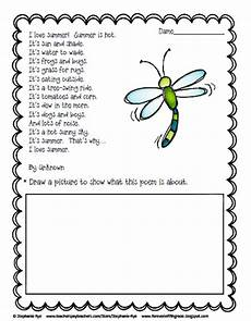 poetry worksheet for grade 5 25419 forever in fifth grade july 2014