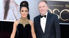 salma hayek husband salma hayek recalls how she wrongly suspected her husband