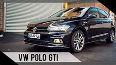 Volkswagen Vw Polo Gti 2018 Test Review
