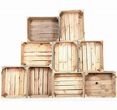 caisse en bois new caisson vintage pour creation de