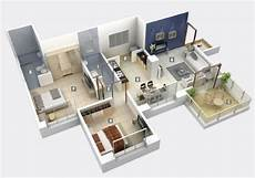 50 Plans En 3d D Appartements Et Maisons Page 5 Sur 6