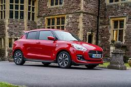 2019 Suzuki Swift Attitude Review