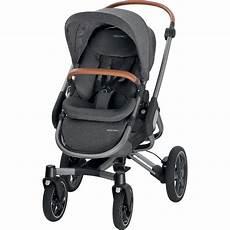 poussette 4 roues sparkling grey de bebe confort en