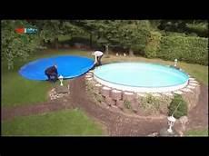 die aufblasbare pool abdeckung mdr einfach genial 13 09