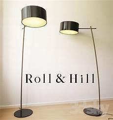 3d models floor l roll and hill l