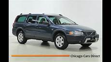 chicago cars direct presents this 2006 volvo xc70 2 5l