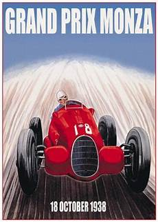 Grand Prix Monza Posters At Allposters