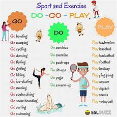 exercises y and en 19133 do go and play with sports and activities angielski ejercicios de ingles ense 241 anza de