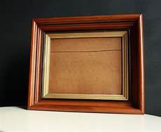1800s antique solid wood frame real wood frame antique