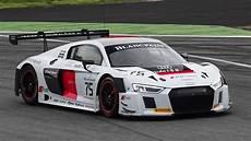 Audi R8 Lms Gt3 2016 Testing On Track