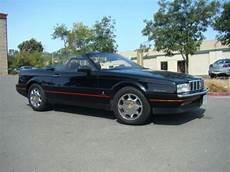 download car manuals 1992 cadillac allante security system find used 1992 cadillac allante pininfarina convertible 90k miles tx ca 2 owner records in san
