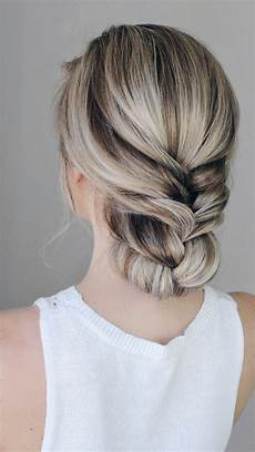 Hairstyle For Formal Event