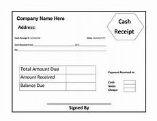 money receipts format 17 free cash receipt templates for excel word and pdf