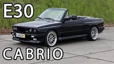 e30 bmw cabrio
