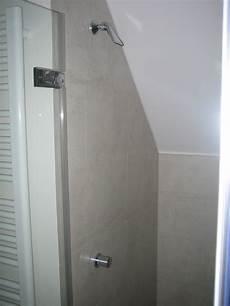 dusche in schräge baran gmbh sanit 228 r und heizung badl 246 sungen 007 dusche