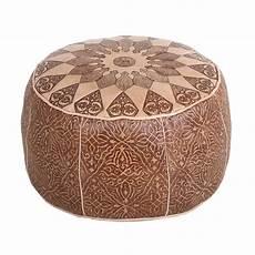 Orientalische Sitzkissen Shop - orientalische leder sitzkissen tamir bei ihrem orient