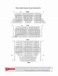 opera house manchester seating plan opera house manchester events tickets 2019 ents24
