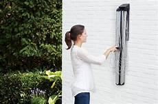 Etendoir A Linge Exterieur Mural Sechoir Linge Brabantia Wallfix 1267124 Darty