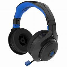 Gioteck Fl400 Wireless Rf Stereo Headset With Removable