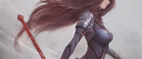 Fate Grand Order Scathach Art
