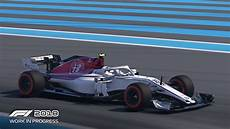 f1 2018 updated v1 05 out now on pc console to follow