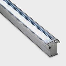 side illuminazione catalogo l6 l7 iguzzini linealuce linear fluorescent external