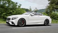 S Klasse Cabrio Amg - refreshed 2018 mercedes s class cabriolet revealed