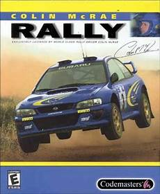Colin Mcrae Rally For Playstation 1998 Mobygames